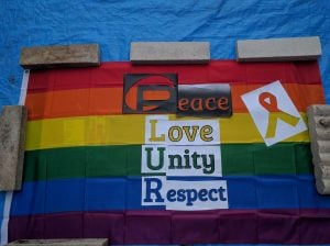 Pulse Orlando PLUR Flag