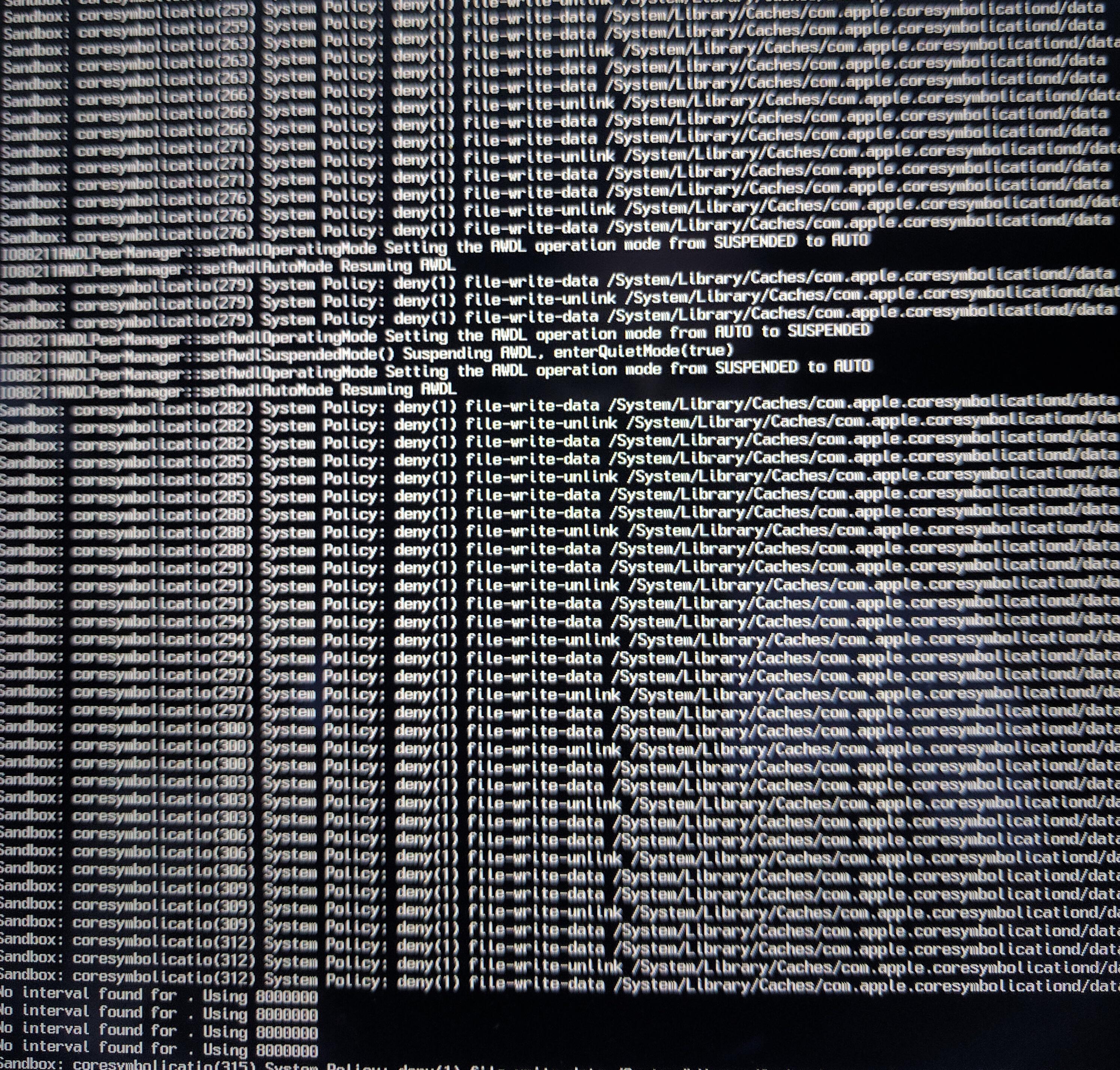How to fix Mac OSX stuck/hanging on progress bar after login | sMyles