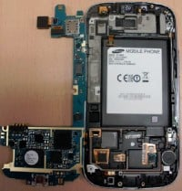 Samsung Galaxy III (S3) GT-I9300 JTAG Leaked Document  How